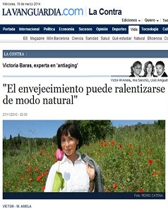 Vanguardia Noviembre 2010