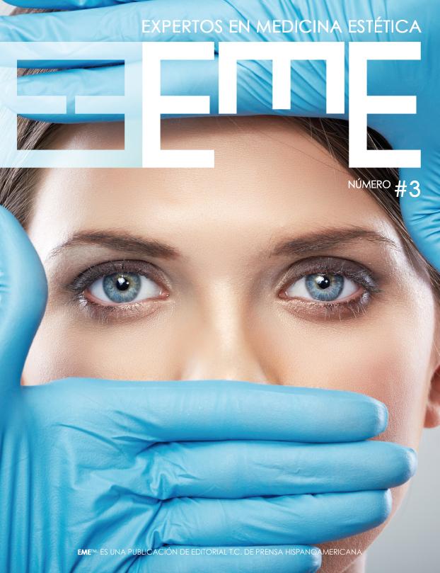 Portada Número #3 Expertos en Medicina Estética