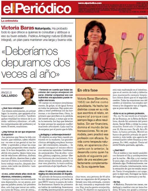 entrevista-victoria-elperiodico portada