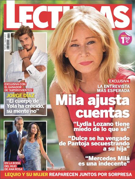 Revista Lecturas 27-07-2016